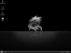 Ghost Windows 7 Mysterious Dark [x86/32-bit]