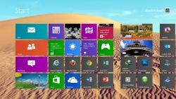 Tips Merubah Background Start Screen Pada Windows 8