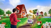 3DS『Animal Crossing: New Leaf(とびだせ どうぶつの森)』、実写とCGが融合した北米版TVCM
