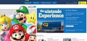 Best Buy Nintendo Experience