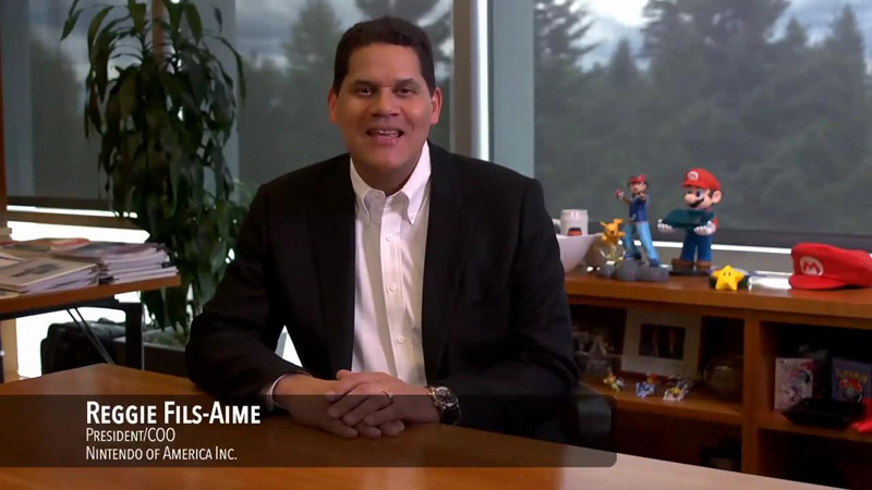 Reggie's E3 Welcome Video