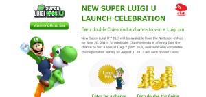 New Super Luigi U Launch Celebration