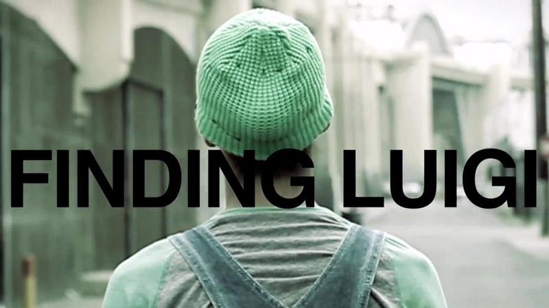 FINDING LUIGI