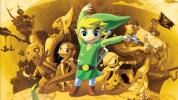 Wii U『ゼルダの伝説 風のタクト HD』、北米版パッケージはゼルダ定番の黄金色に