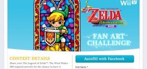 The Legend of Zelda: The Winf Waker - Fan-Art Challenge