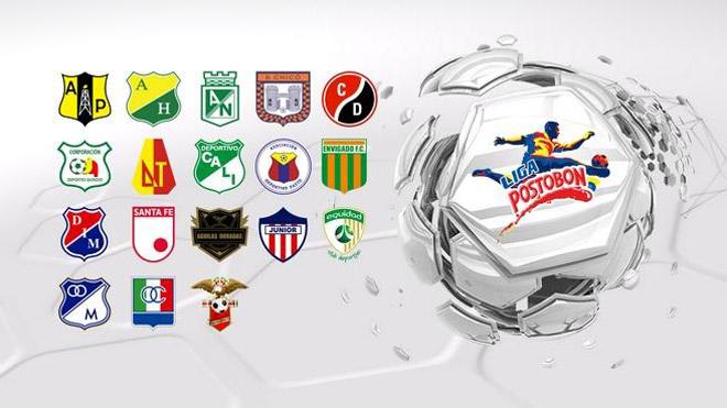 FIFA 14 - コロンビア・リーグ