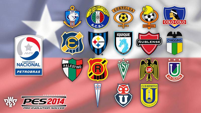 PES 2014 - ANFP