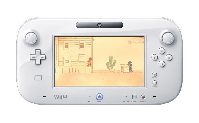 Gunman Clive for Wii U?