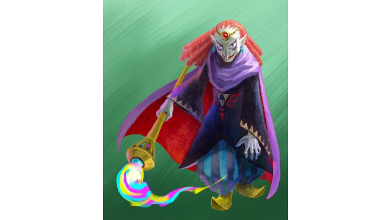 ゼルダの伝説 神々のトライフォース2