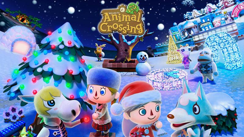 Animal Crossing: New Leaf - Winter