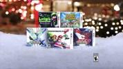 米任天堂、ニンテンドー3DSのホリデーTVCMを公開。キッズ向けにアピール