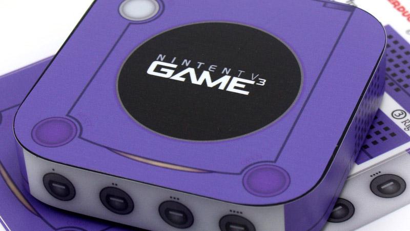 Apple TV Skin - Nintendo GameCube