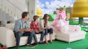"""年齢性別を問わず家族皆で楽しめる、Wii U『スーパーマリオ 3Dワールド』の北米TVCM第2弾""""Be Together"""""""