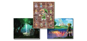 The Legend of Zelda: A Link Between Worlds - Posters