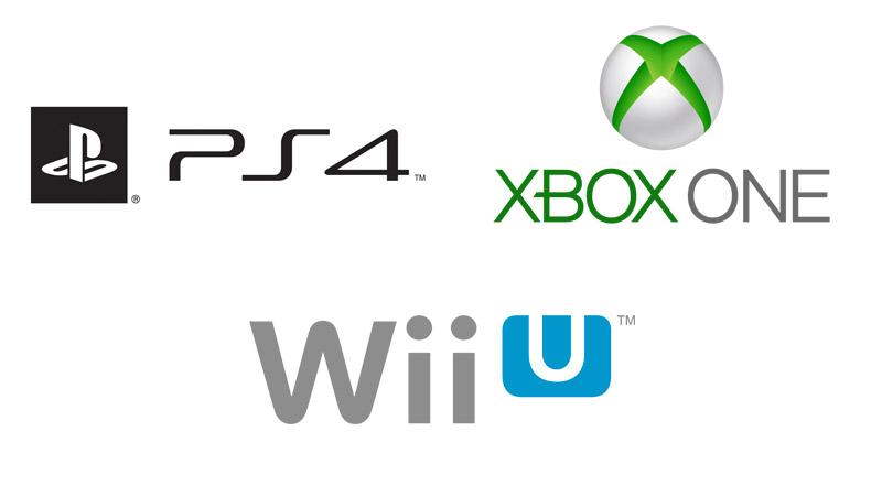PS4, Xbox One, Wii U