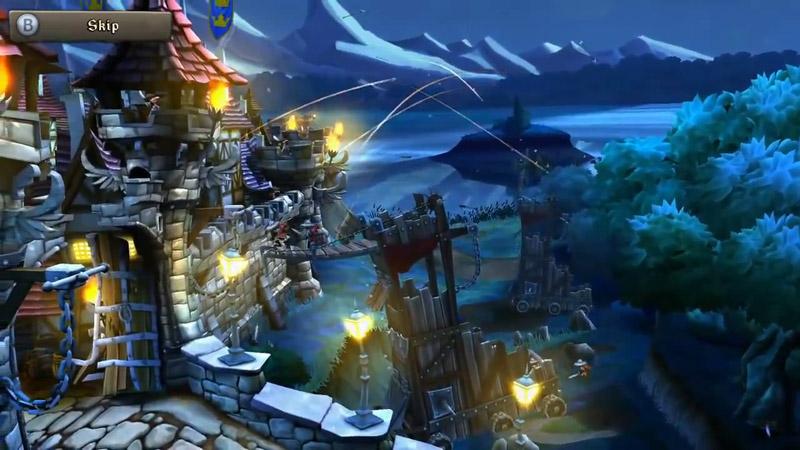 CastleStorm for Wii U