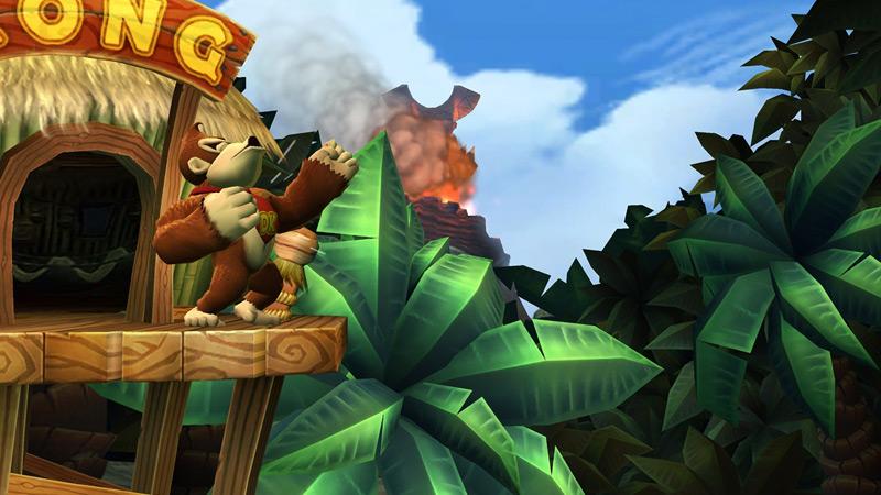 ドンキーコング リターンズ(Donkey Kong Country Returns)