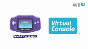 Wii Uバーチャルコンソール:ゲームボーイアドバンス