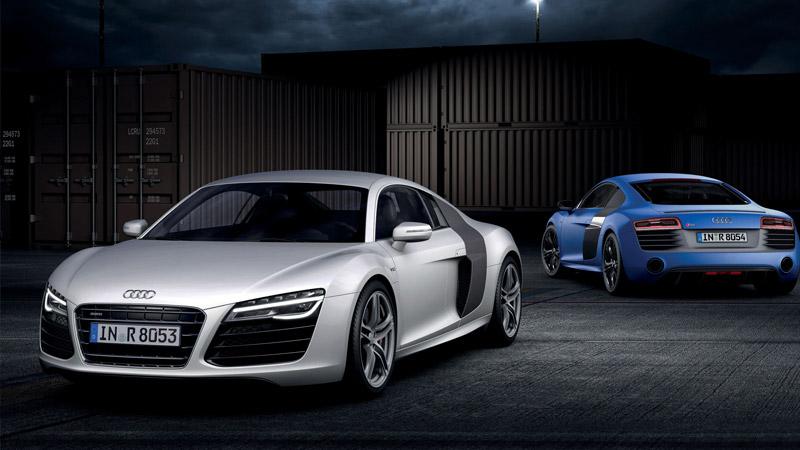 Project Cars: 2013 Audi R8 V10 Plus