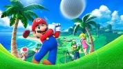 3DS『マリオゴルフ ワールドツアー』、「Vジャンプ」とのコラボ大会「Vジャンプカップ」が6月に開催。オリジナルデザインの3DS LLが当たるチャンスも