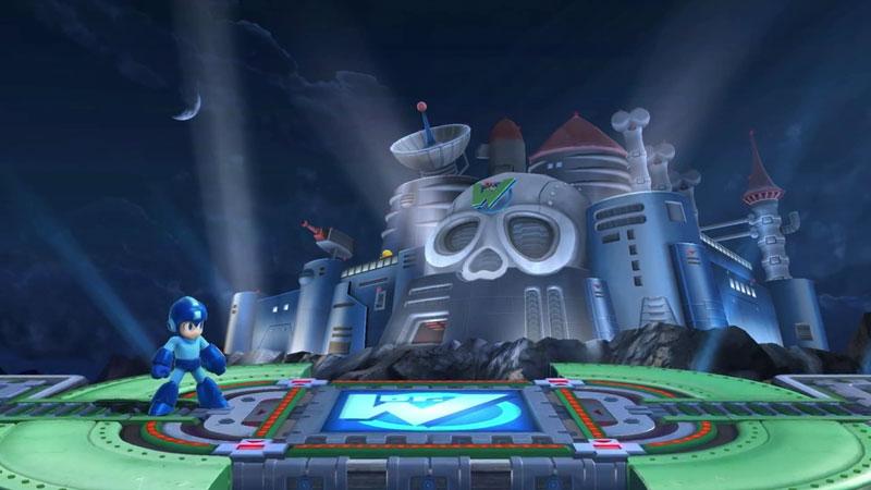 大乱闘スマッシュブラザーズ for Nintendo 3DS / Wii U:ワイリー基地