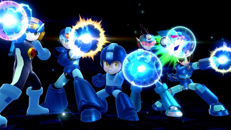 大乱闘スマッシュブラザーズ for Nintendo 3DS / Wii U:ロックマンの最後の切りふだ