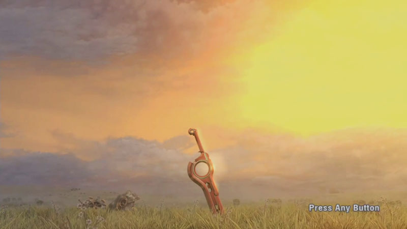 Xenoblade Chronicles in HD