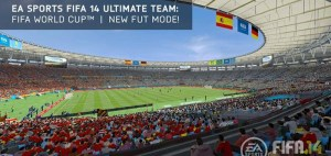 IFA 14 Ultimate Team: World Cup