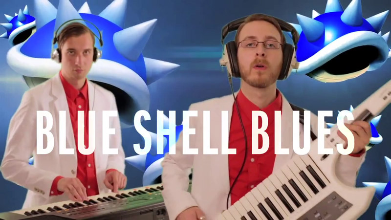 Blue Shell Blues
