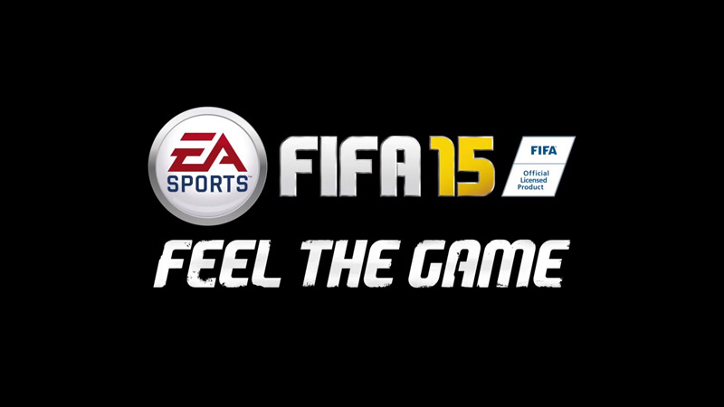 FIFA 15: FEEL THE GAME