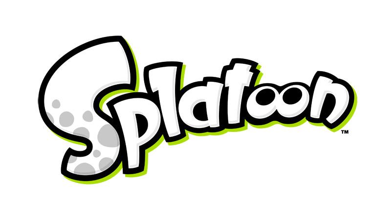 Splatoon スプラトゥーン logo