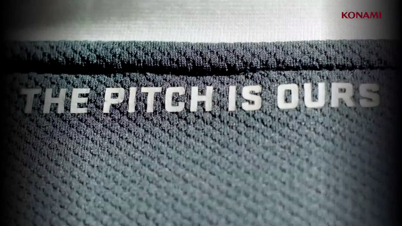 PES 2015 - The Pitch Is Ours