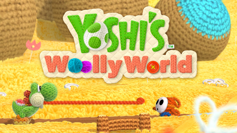 Yoshi's Woolly World(ヨッシーウールワールド)