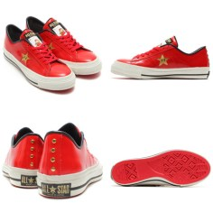 CONVERSE ONE STAR J SUPER MARIO BROS. RED