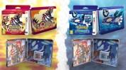 欧州任天堂、3DS『ポケモン オメガルビー・アルファサファイア』のスチールブック付き限定版を発売。予約特典に「ゲンシグラードン/ゲンシカイオーガ」フィギュア