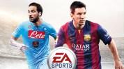 『FIFA 15』、イタリア版のカバー選手はナポリ所属のゴンサロ・イグアイン。アルゼンチン代表の2人が並ぶ