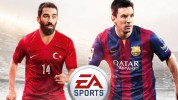 『FIFA 15』、トルコ版のカバー選手は髭も印象的な同国代表アルダ・トゥラン