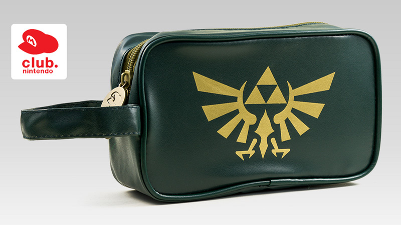 The Legend of Zelda Carry Case(ゼルダの伝説 セカンドバッグ)
