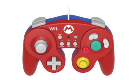 HORI Battle Pad Turbo for Wii U (Mario Version)