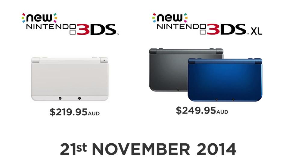 New Nintendo 3DS / 3DS XL