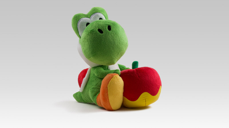 Yoshi Plush Soft Toy
