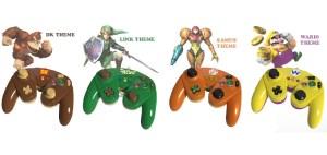 Wii U Fight Pad Controller