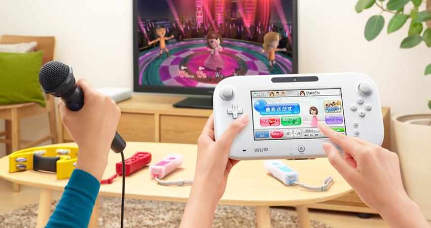Wii カラオケ U