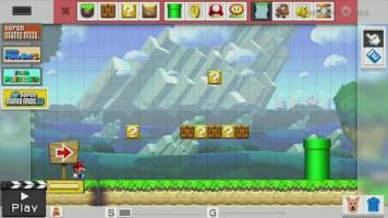 Mario Maker - New スーパーマリオブラザーズ U