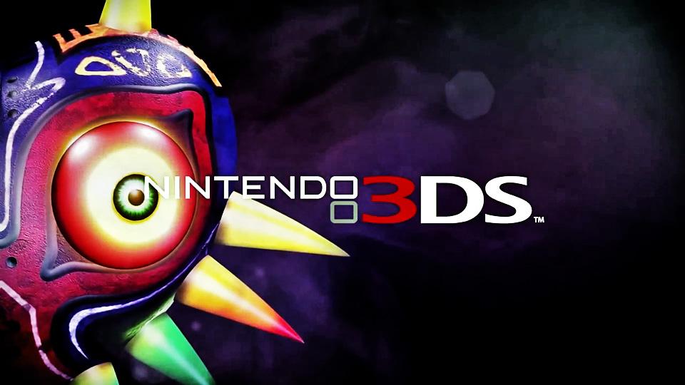 ゼルダの伝説 ムジュラの仮面 3D - GamePlay Trailer