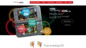 New3DS、北米ではXL(LL)のみの発売。通常3DSを終了しLLと2DSの2サイズで展開