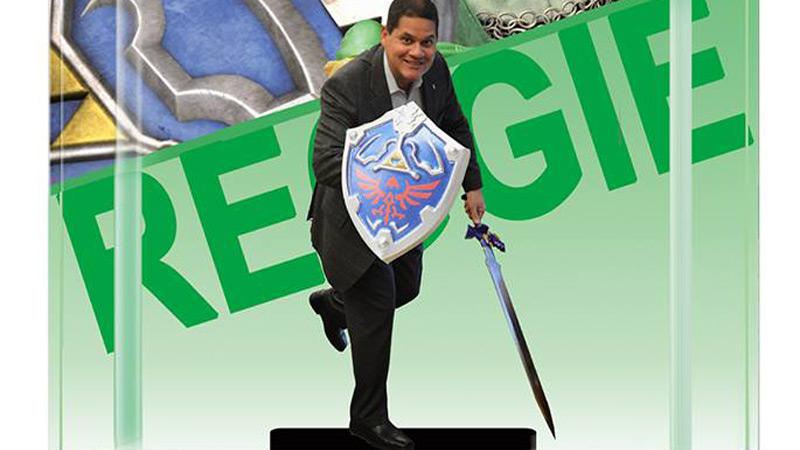 Reggie Fils-amiibo
