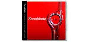 Xenoblade Special SoundTrack CD