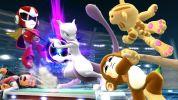 『スマブラ3DS/WiiU』が1.0.6に更新。DLC対応、WiiU版は「共有」モードや8人対戦用ステージ追加など