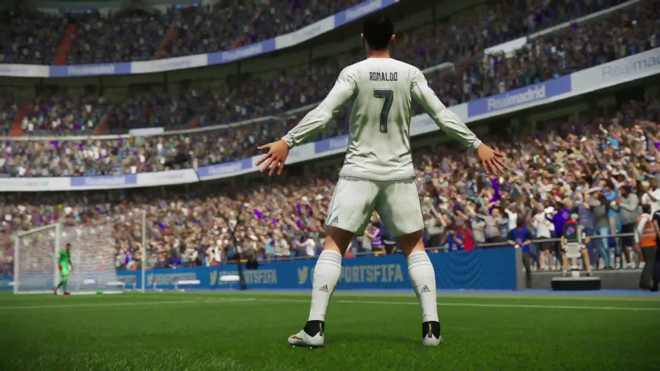 Real Madrid in FIFA 16